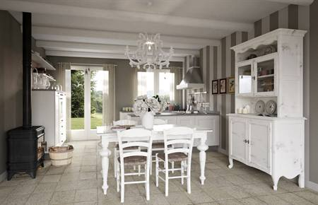 Cucine Shabby Country. Excellent Cucina Essenza White Shabby Chic ...
